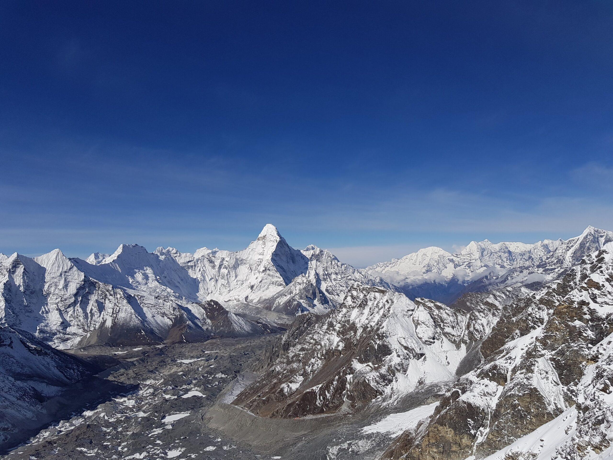 Lhotse South Face 7800m