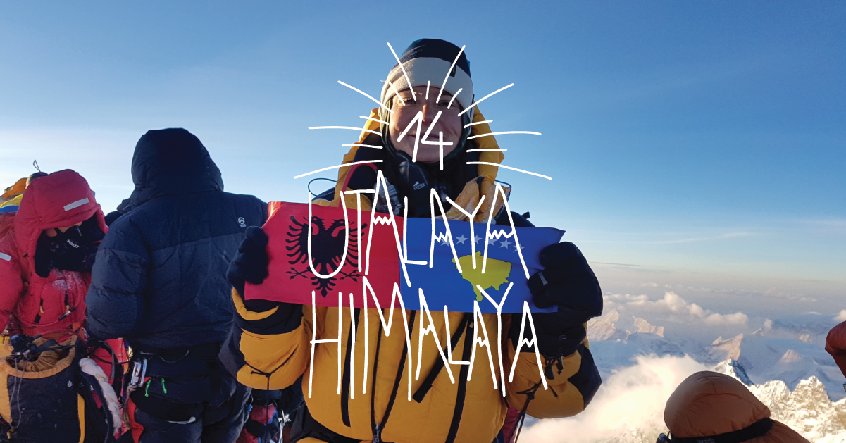 Uta Ibrahimi sets her sights high, plans Himalayan expedition