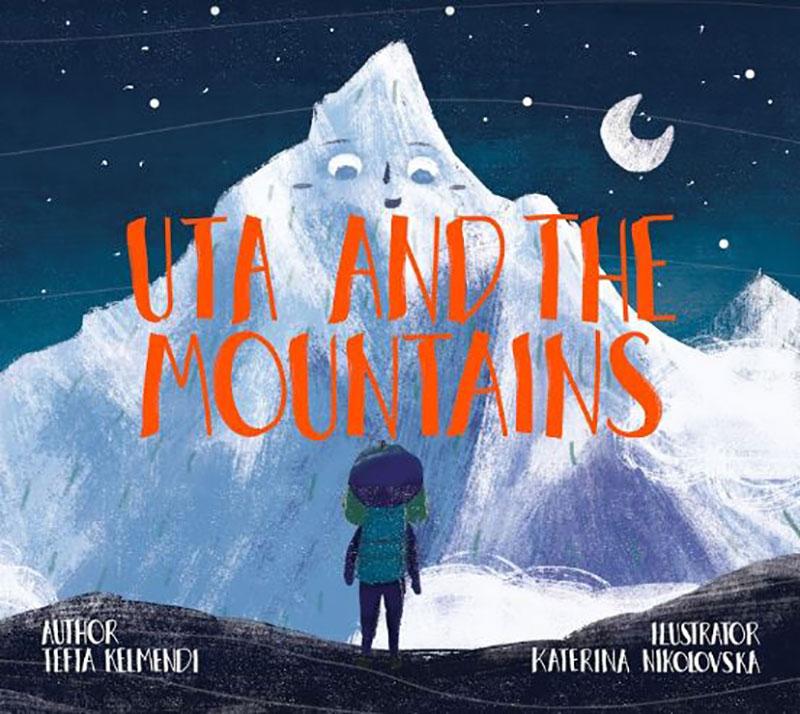 Uta and the Mountains