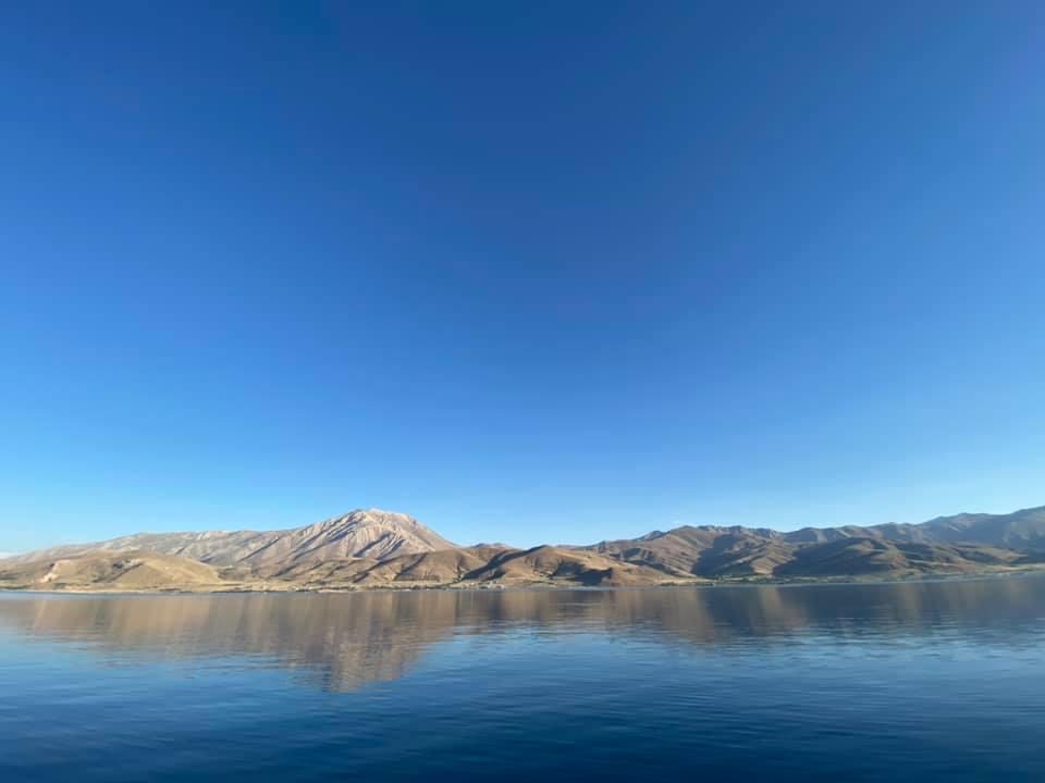 Artos Mountain 3557m seen from Van Lake