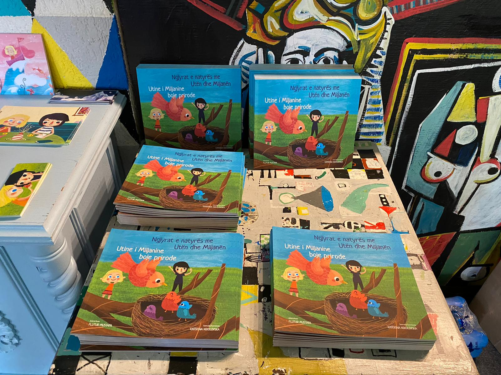Building Confidence Among Communities with Bilingual Children's Book